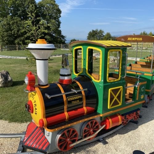 Train Kidz'land - signal de bougy
